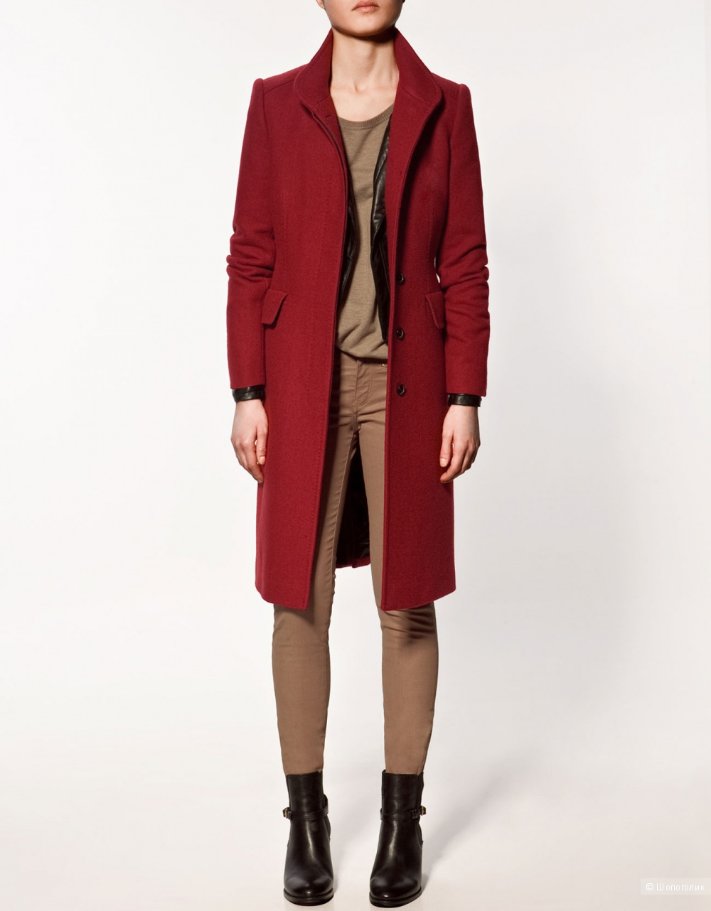 Пальто zara women размер S