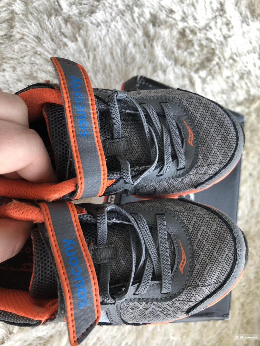 Детские кроссовки Saucony р-р: US 10,5/ EU 27 (17см)