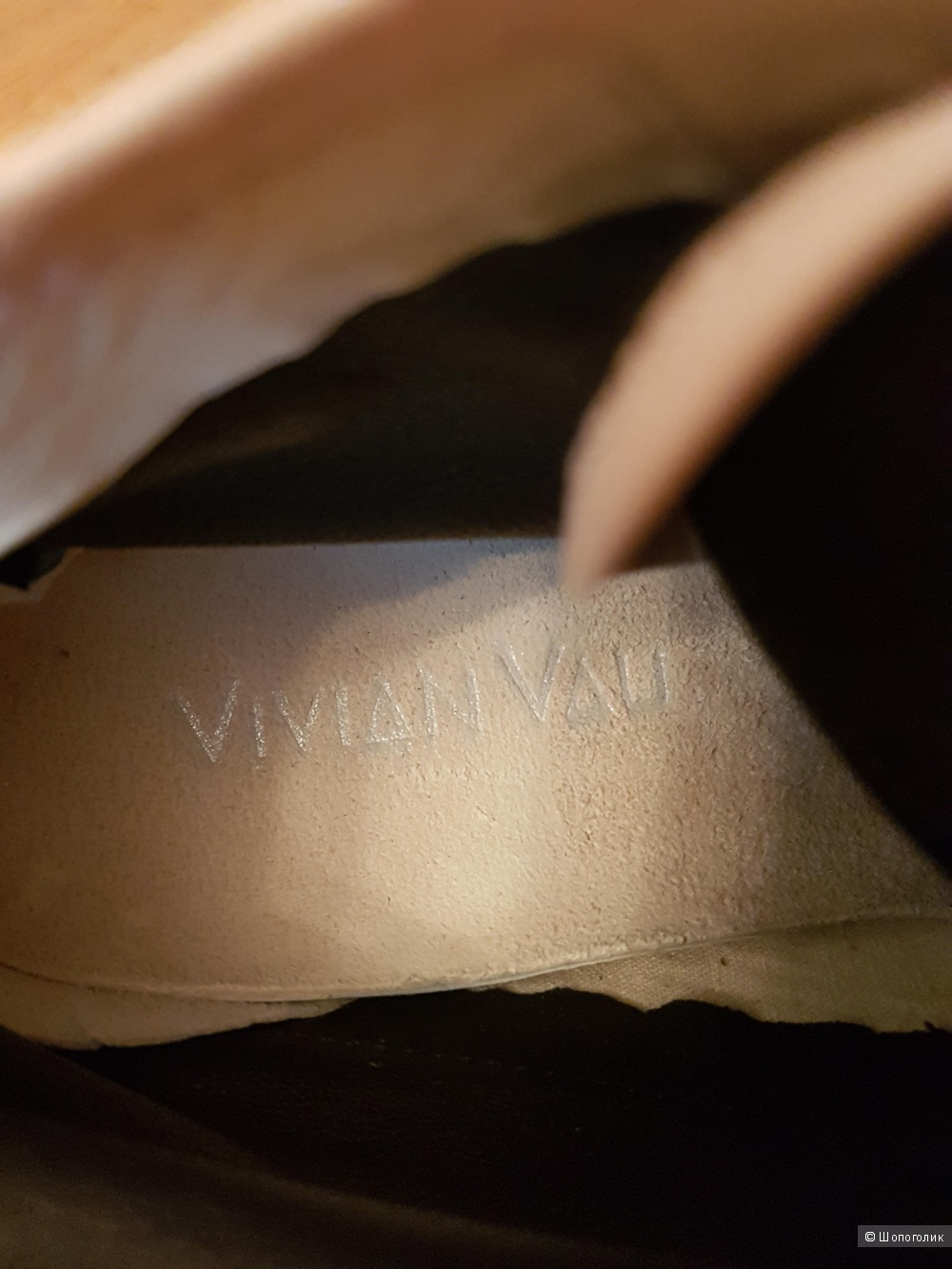 Летние ботинки Vivian Vau, размер 37