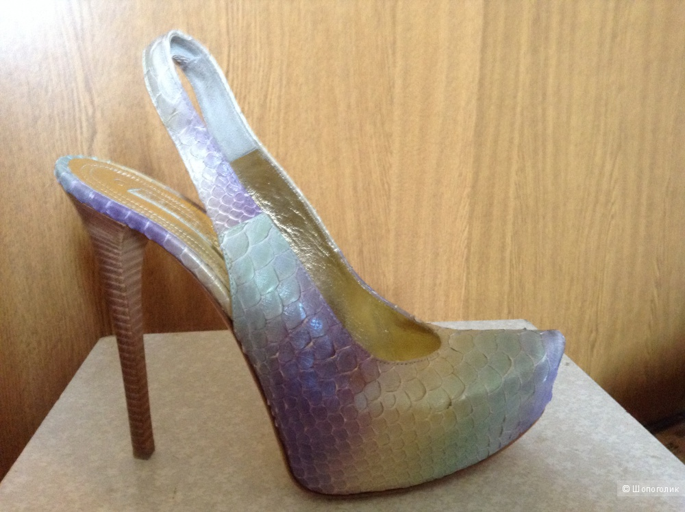 Туфли Gianmarco Lorenzi couture, 40 размер
