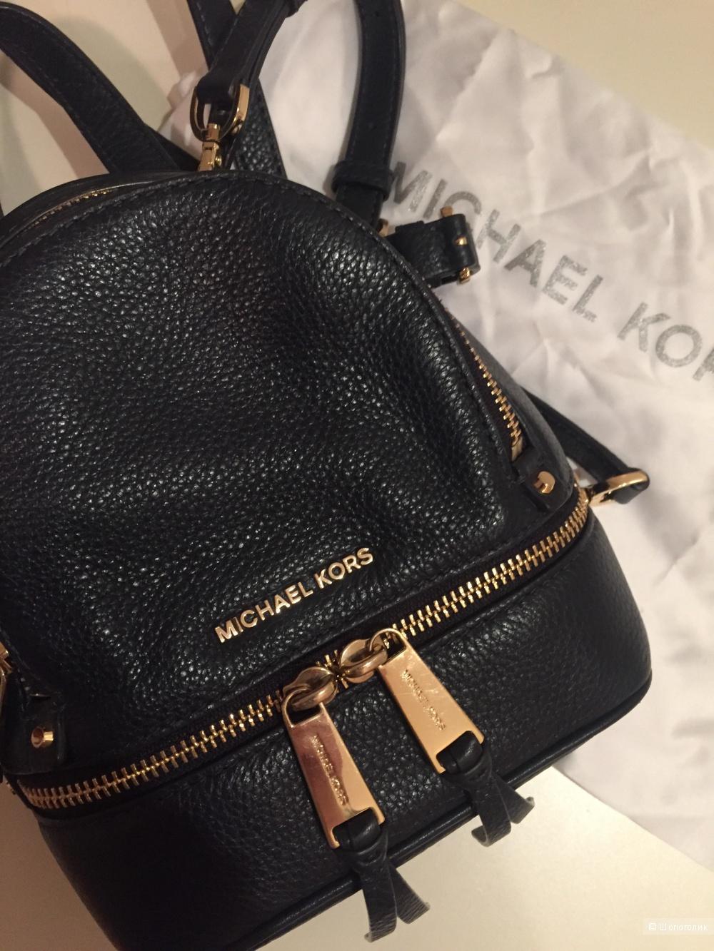 Michael Kors , мини - рюкзак