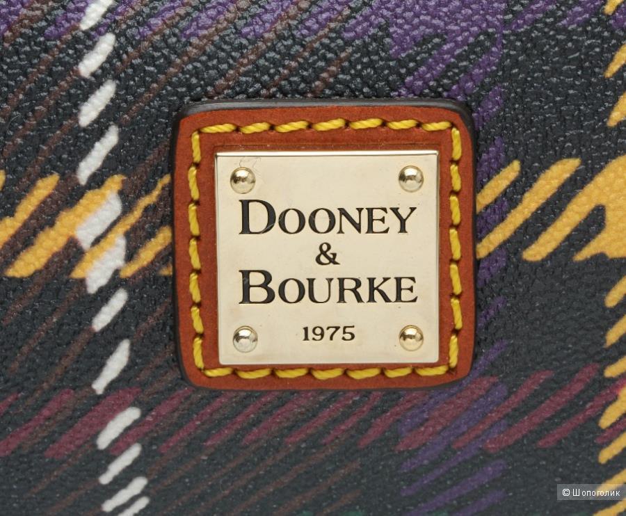 Сумка-бочонок Dooney & Bourke