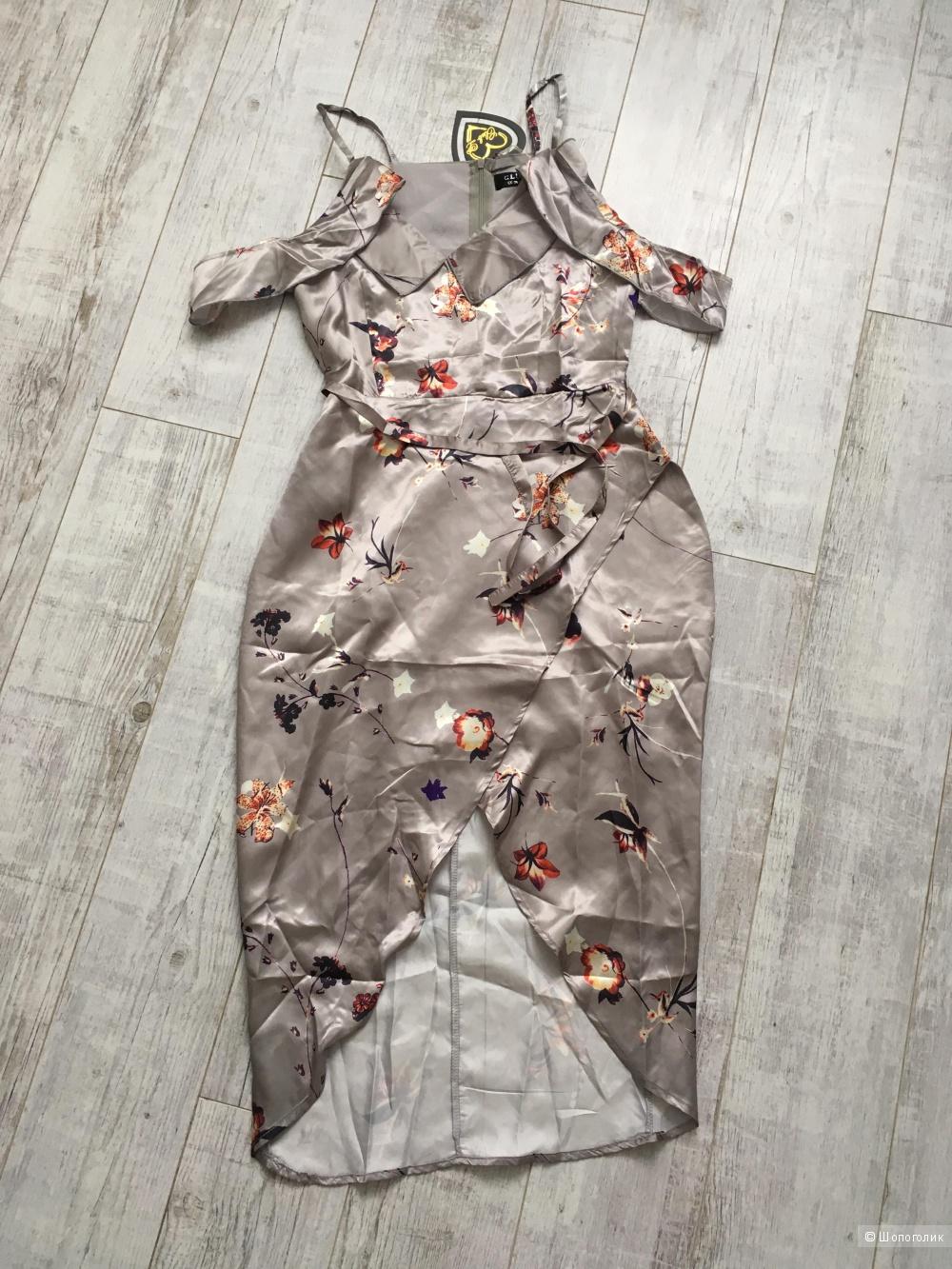 Платье Club L,  размер EU 38 (42-44)