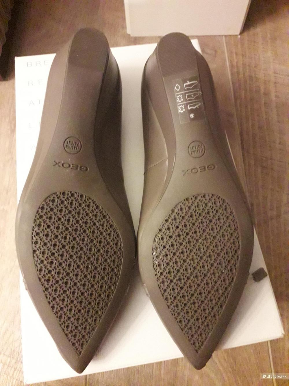 Туфли Geox 37.5 размер
