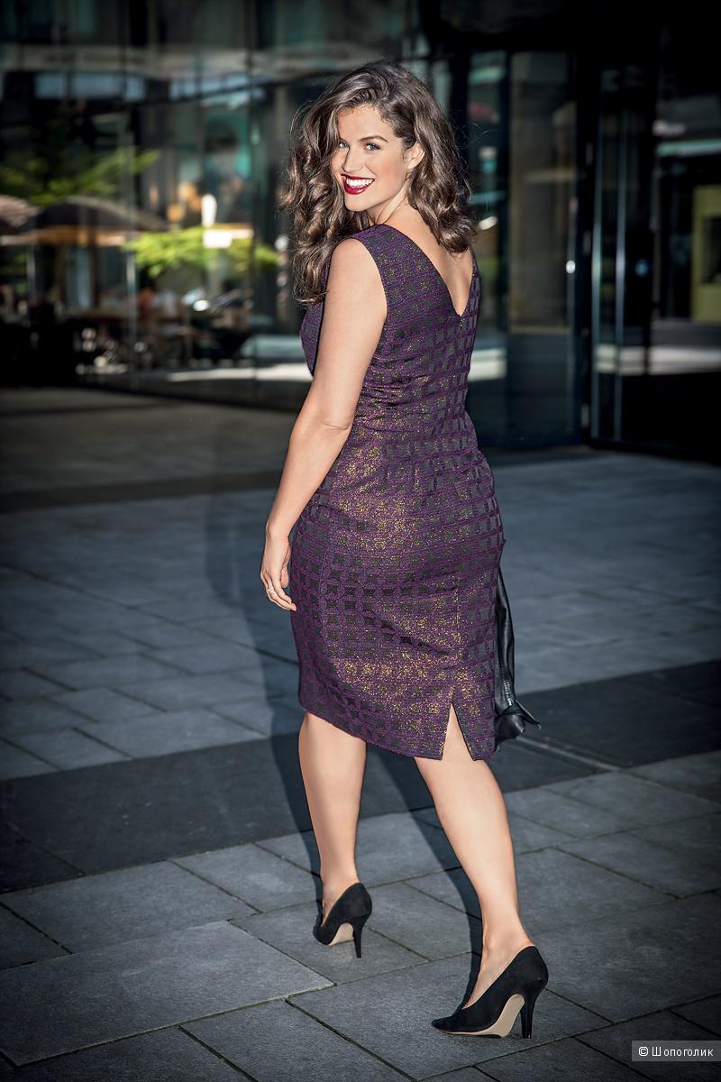 Вечернее платье  бренда Pimkie, размер FR 42, IT 46.
