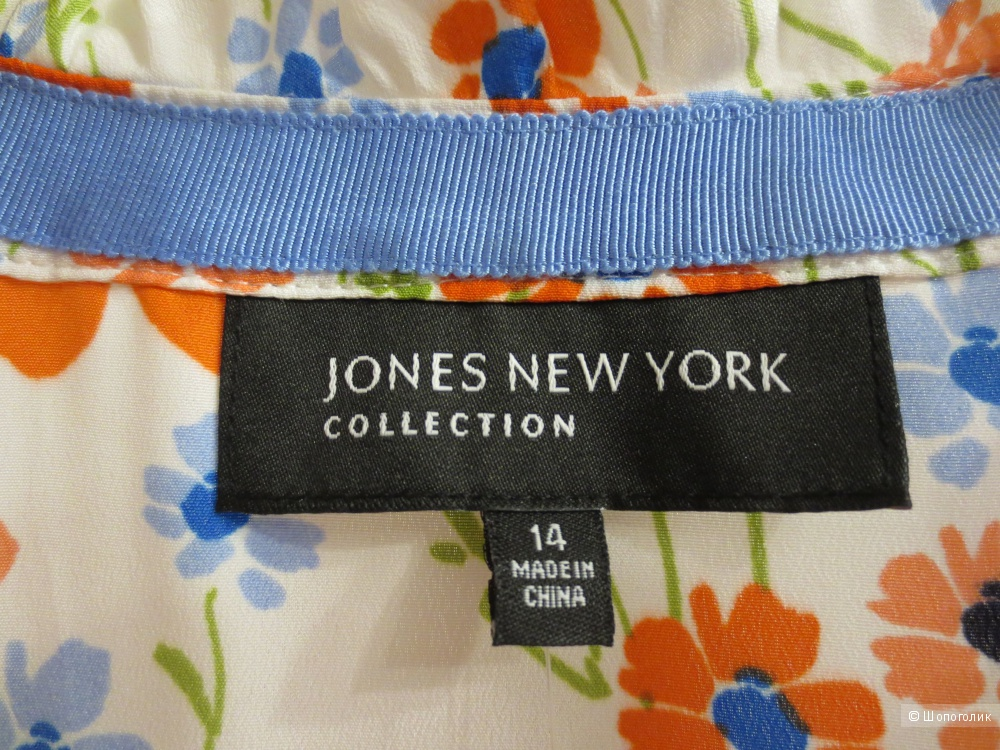 Блузка Jones New York, XL