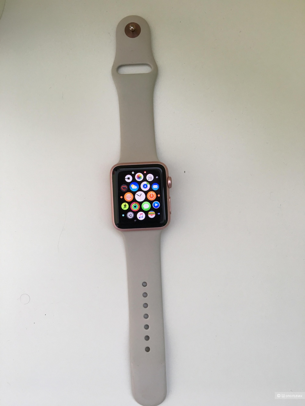 Часы Apple watch, D 42 мм