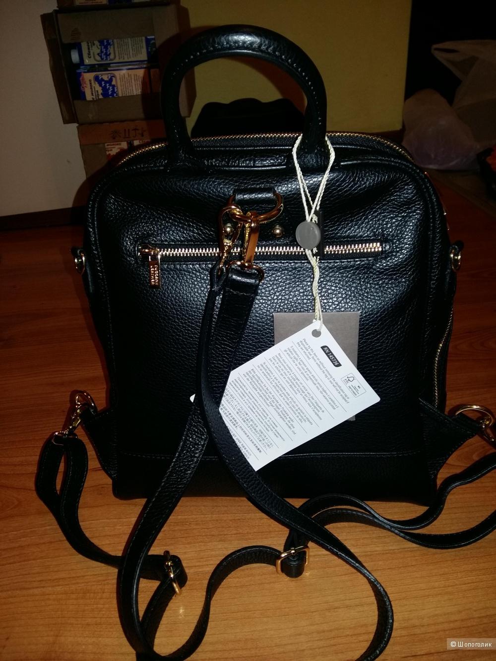 Кожаный рюкзак TUSCANY LEATHER
