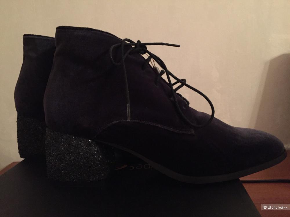Ботинки TIPE E TACCHI, 38