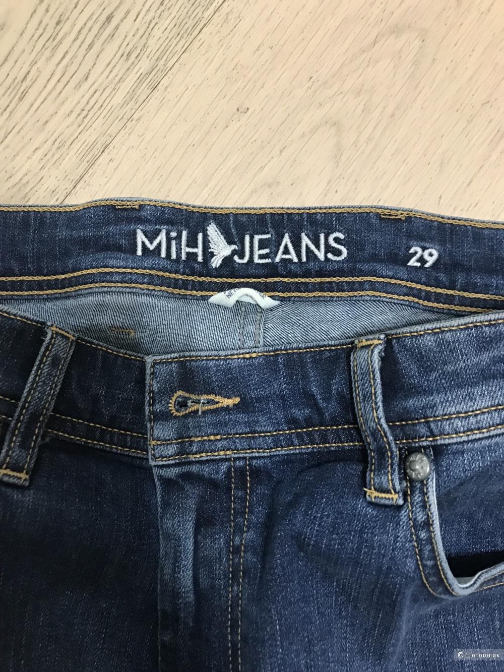 Джинсы клеш M.I.H, 29 размер.