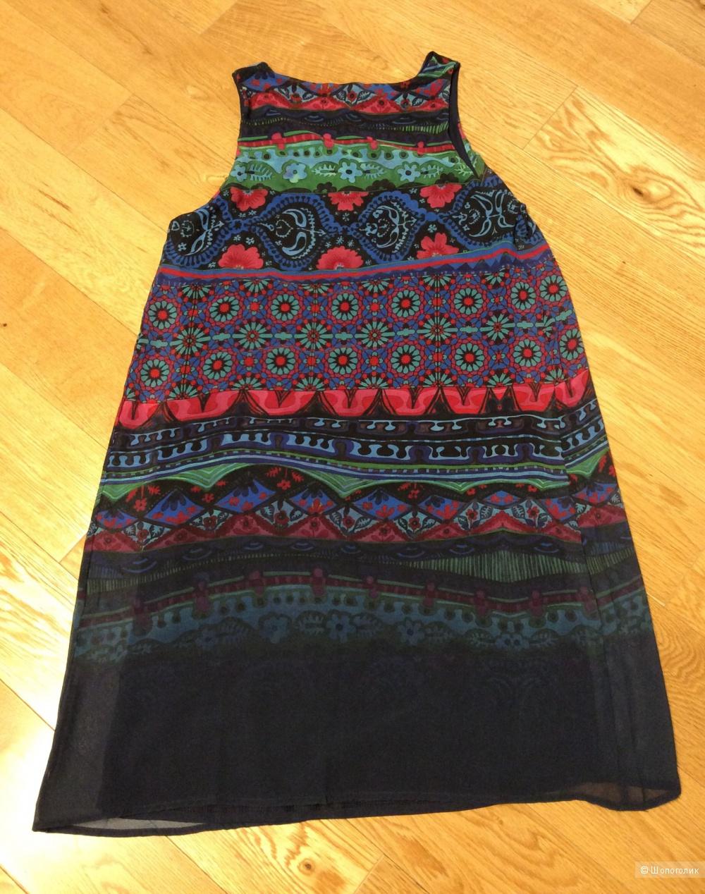 Платье Desiqual р.40 (на 44-46)