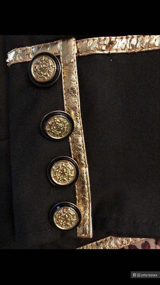Дизайнерский пиджак-жакет bmnm  40-42-44