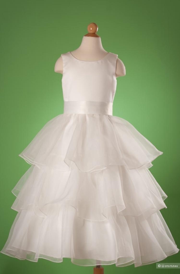 Платье kids dream размер 7/8 лет
