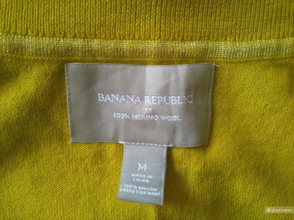 Banana Republic, шерстяной кардиган. Размер: М (на 44-46).
