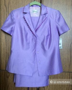 Брючный костюм Caterina Leman 48 размер