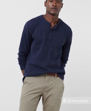 Хлопковая футболка,Mango, M/L/XL