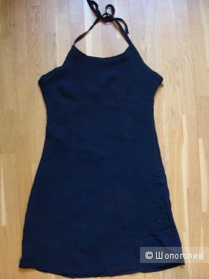 Шелковое платье silkwave размер S