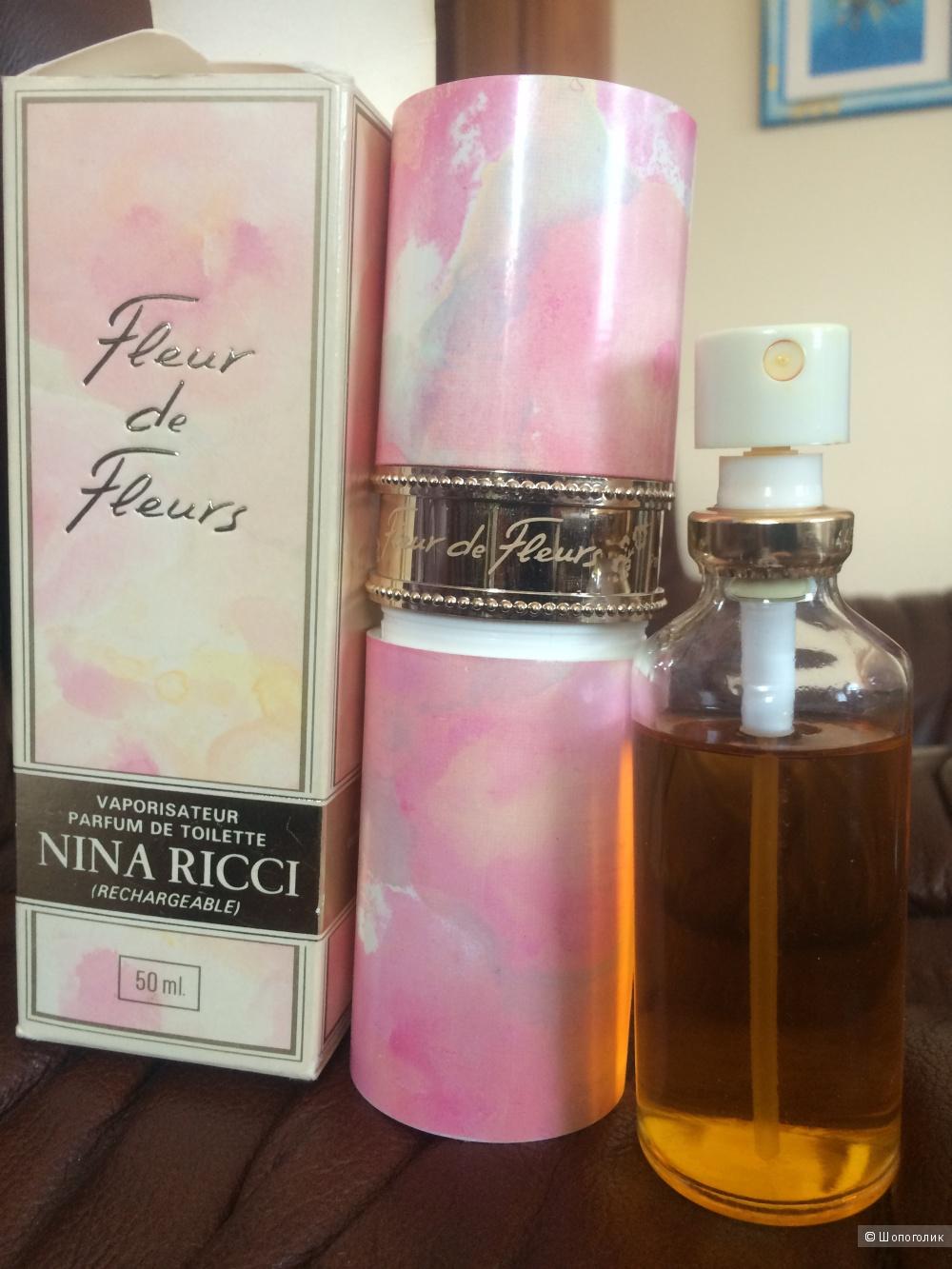 Fleur de Fleurs от Nina Ricci  50мл PDT