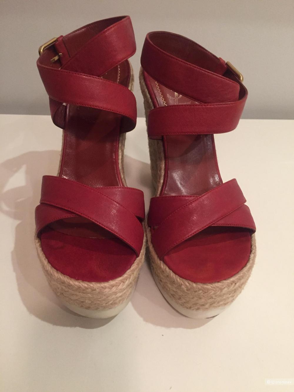 Босоножки Yves Saint Laurent , 37,5 раз., в магазине Другой магазин ... 92190798561