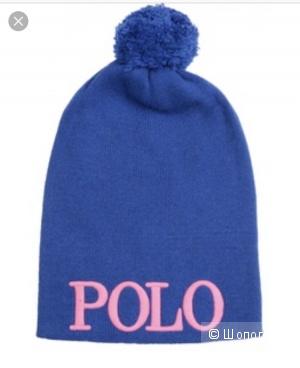 Ярко-розовая шапка Ralph Lauren на 7-16 лет