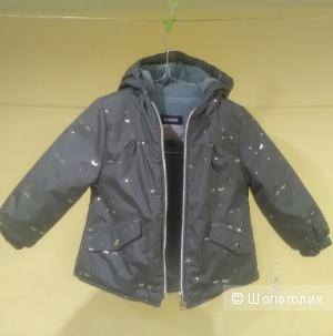 Куртка для девочки.Кьяби. 3 года.