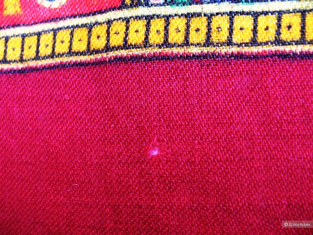 Павловопосадский платок, 128 х 128