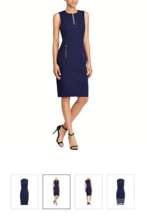 Платье Ralph Lauren р.12US (на 50-52)