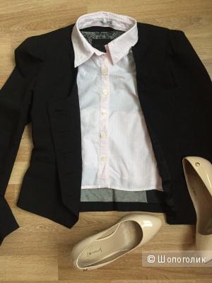 Блуза-рубашка-топ Tommy Hilfiger L