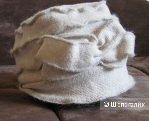 Шерстяная шапочка Angiolo Frasconi, размер 54-55