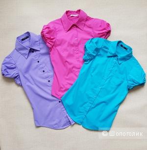 Рубашки Incity Basic (сетом) размер XS