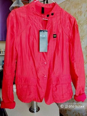 Куртка-ветровка, BLAUER , США, размер 48