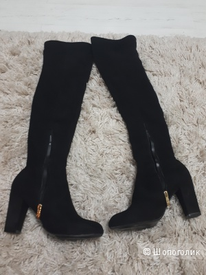 Сапоги Кари 40 р. (На ногу 26-26,5 см)