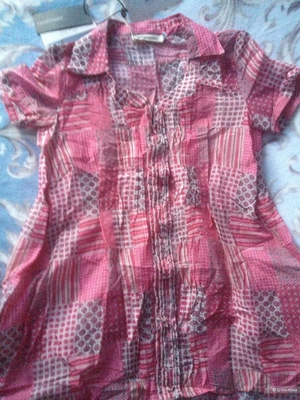 Блуза-рубашка, ERMANNO DI ERMANNO SCERVINO, 42it