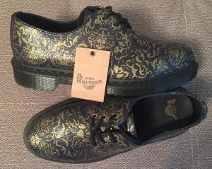 Ботинки Dr Martens, размер 39