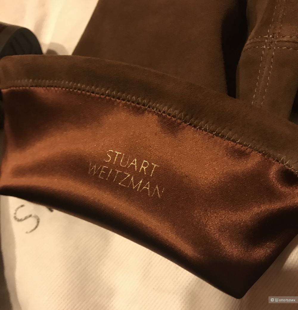 Ботфорты Stuart Weitzman, размер 8 us