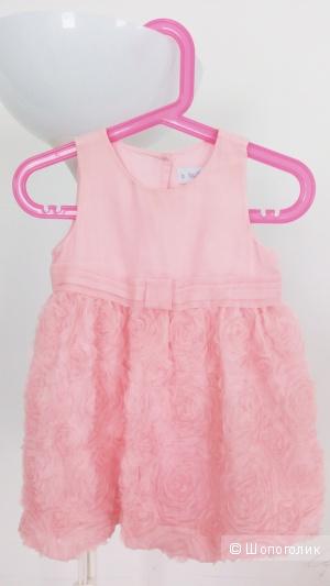 Платье для девочки Baby Go, размер 86 (+6)