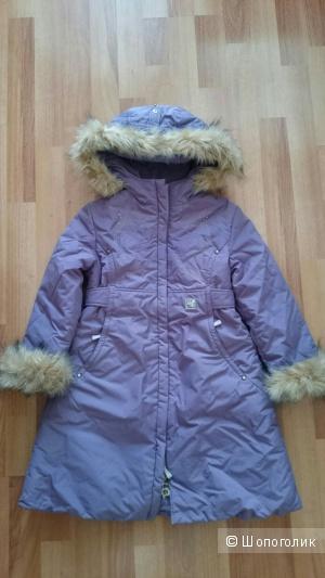 Пальто Шалуны,  размер 122