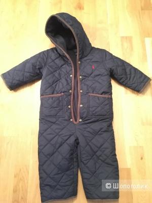 Детский комбинезон polo Ralph Lauren размер 2года (24 месяца )