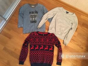 Сет из свитеров Acoola, Gap и толстовки 128рост