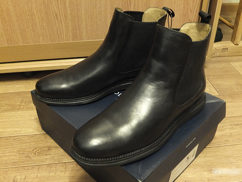 Cole Haan Lunargrand Waterproof Chelsea Boot 46 / USA