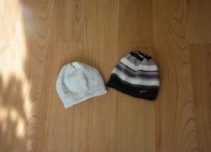 Две шапки Guess и Calvin Klein Jeans оригинал