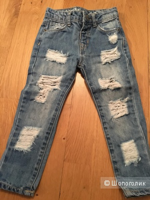 Детские джинсы guess размер 2-3 года