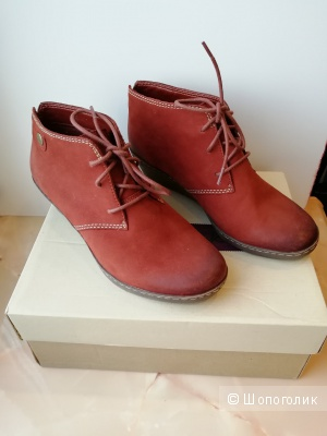 Clarks ботинки UK 4 36,5-37