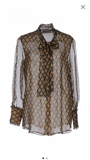 Блуза,AGNONA  ,размер 46 ( 44 IT )/