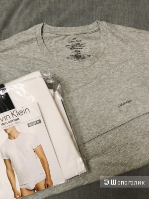 Комплект мужских футболок Calvin Klein размера L