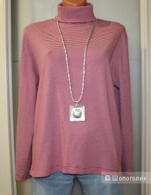 Водолазка – легкий свитер бренда Viacortesa, размер 52-54-56
