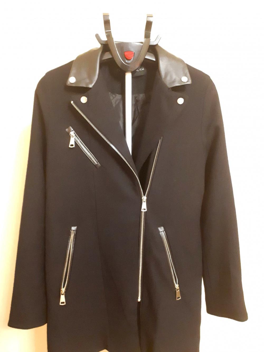 Пальто-косуха M/L