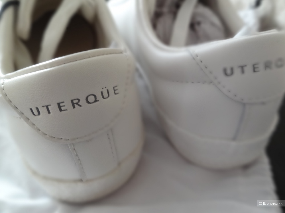 Кеды Uterque 37 размера.