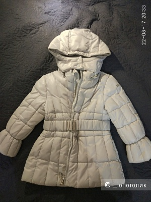 Детская курточка  бренда iDO. размер 18m 86 см