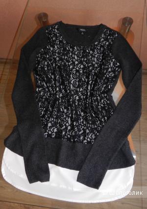 Джемпер блузка SIMPLY VERA VERA WANG S-M